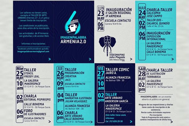 II Encuentro de Imagen y Palabra Armenia