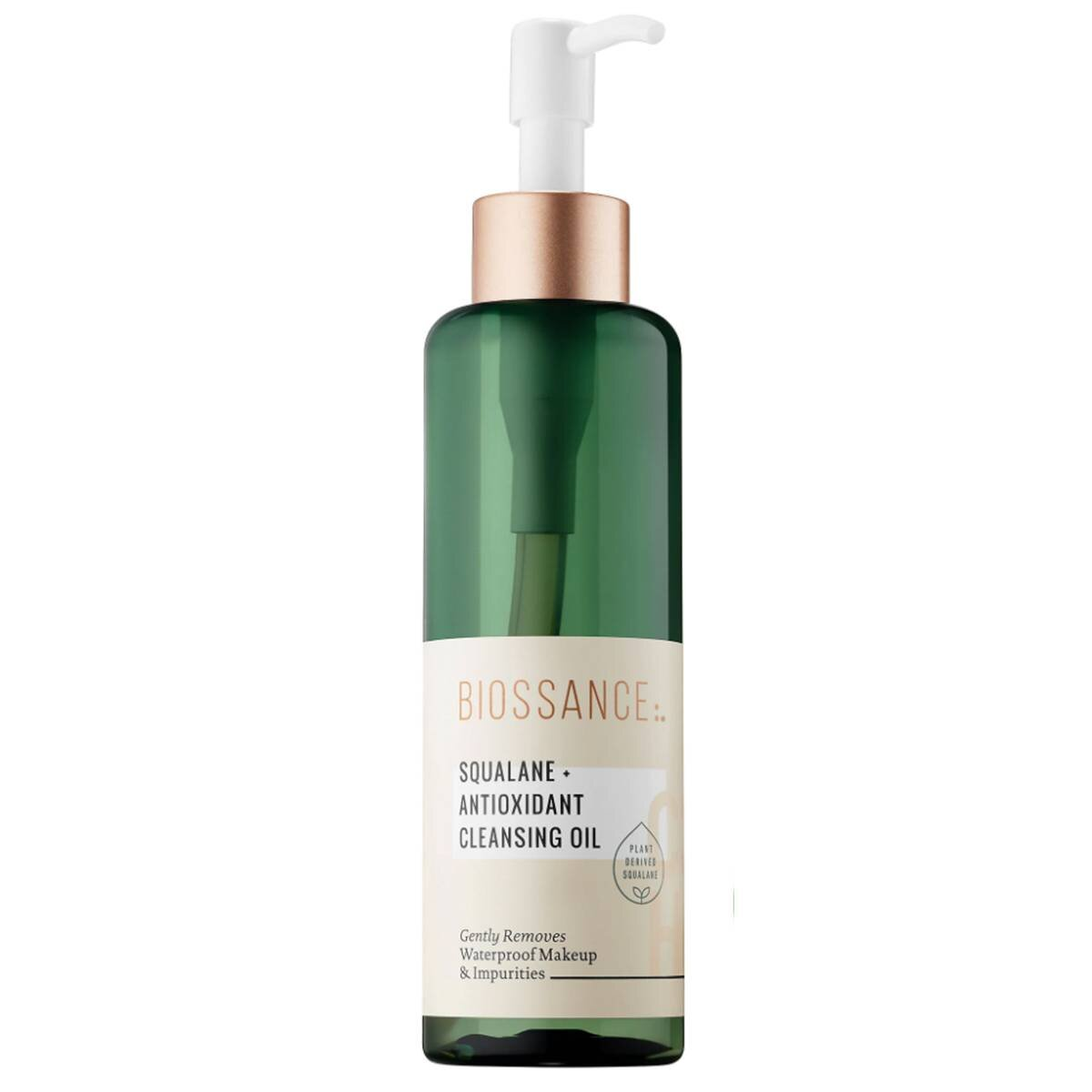 Biossance  Squalane + Antioxidant Cleansing Oil ($30)