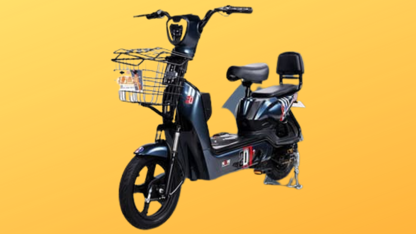 8. JIASUQI จักรยานไฟฟ้า รุ่น T2