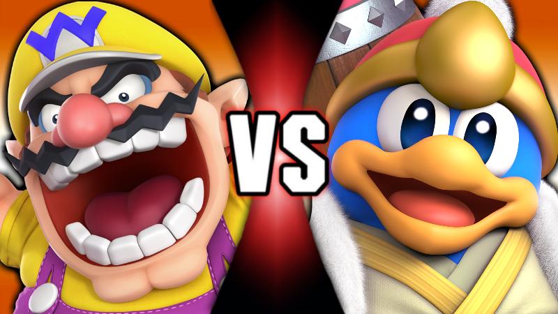 G1 Death Battle Fan Blogs: Death Battle Predictions: Wario VS King