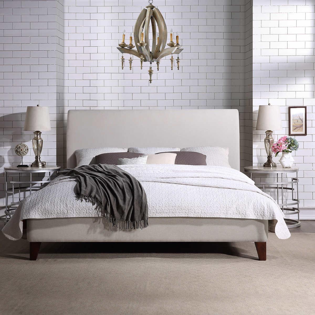 Build an Upholstered Bed Frame