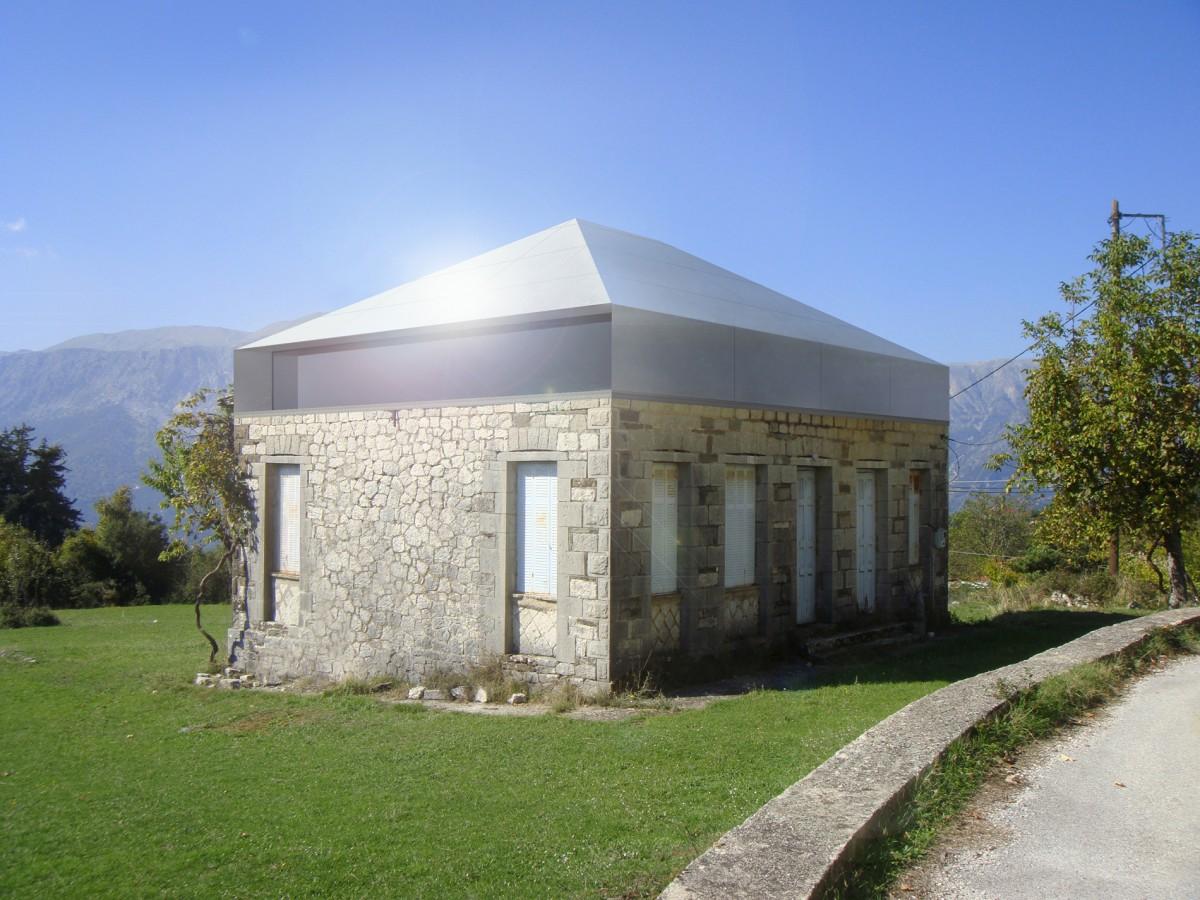 House in Tzoumerka with Addition, Ipiros, Greece