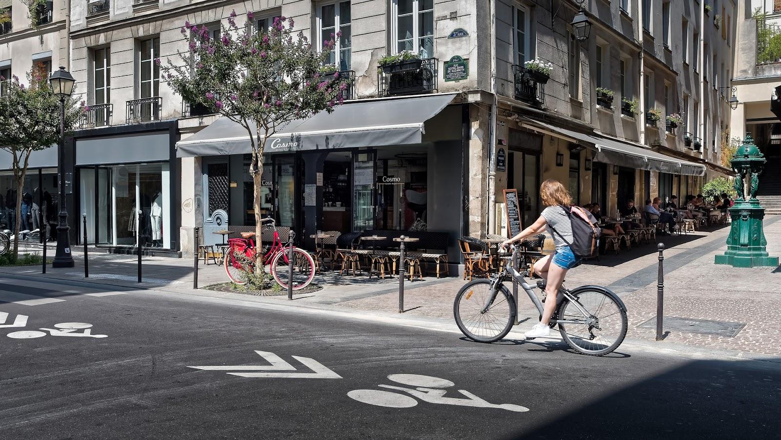 O Dia Mundial sem Carro começou na França, em 1997, e se espalhou durante os anos 2000. (Fonte: Unsplash)