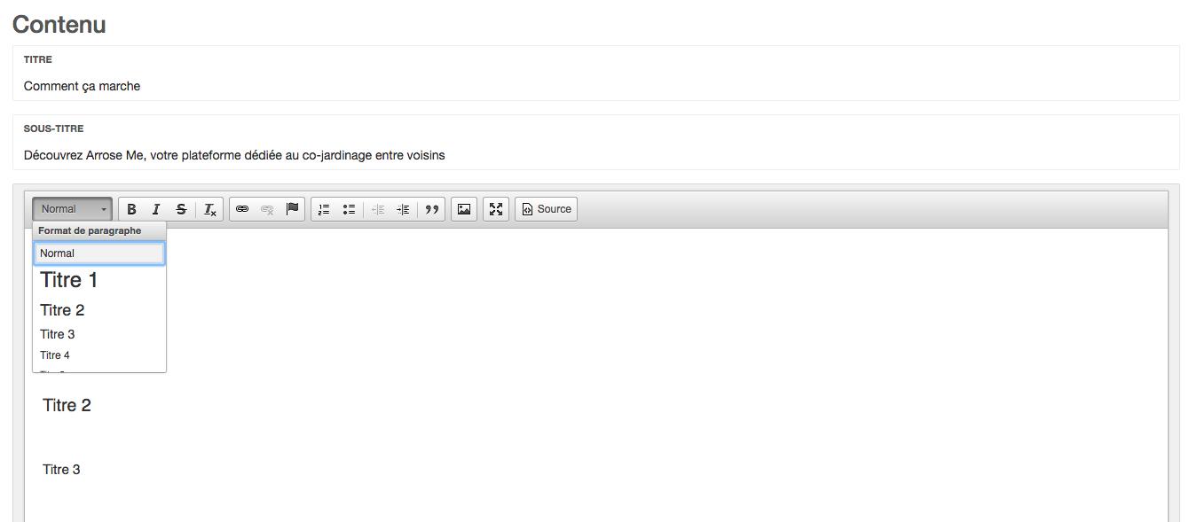Formater ses titres avec un éditeur de texte