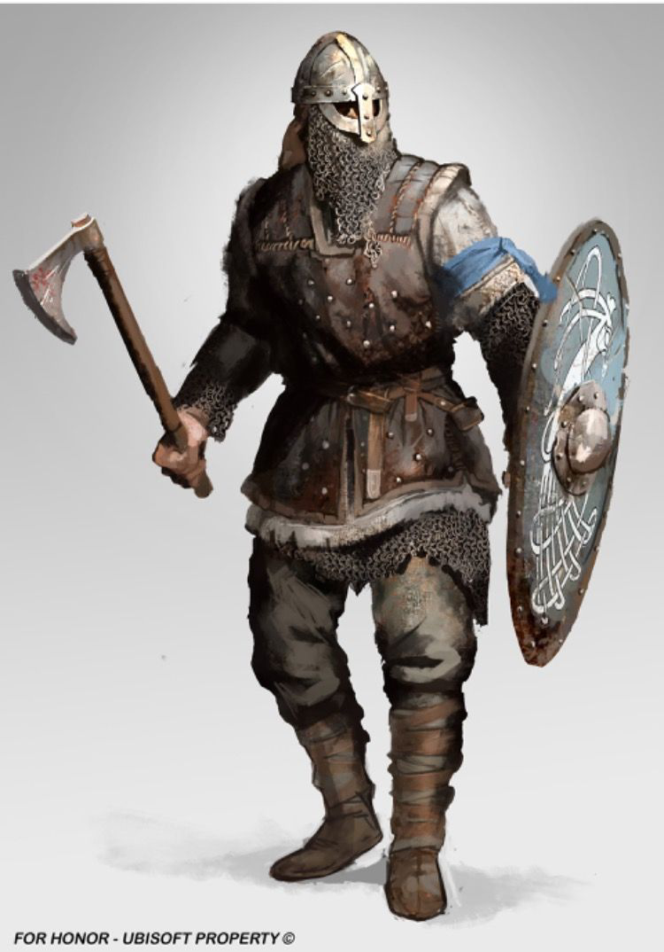 Viking, Warrior, For Honor (With images) | Viking character ...