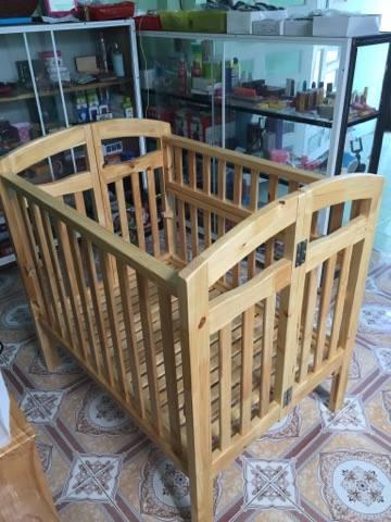 Giường cũi giá rẻ cho bé cho trẻ sơ sinh tại Biên Hoà - Đồng Nai