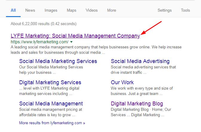 tối ưu SEO là 1 trong Kiến thức cơ bản digital marketing