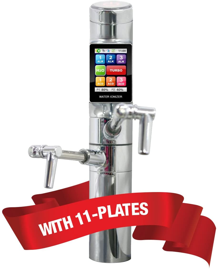 Tyent Turbo Extreme -11-Plate Undercounter Water Ionizer
