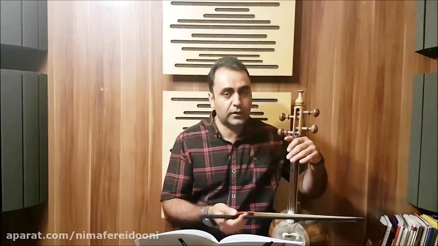 دانلود فیلم آموزش جان مریم کمانچه گلچین آهنگها ایمان ملکی