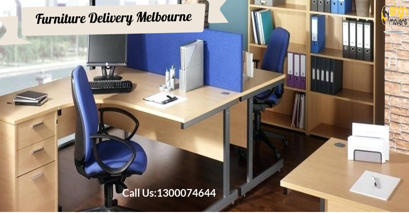 Furniture Delivery Melbourne - Singh Movers