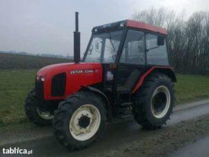 Zetor 3320 3340 4320 4340 5320 5340 6320 6340 Tractor Operator Service Manual