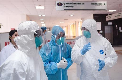 Đồ bảo hệ giúp bảo vệ khỏi các bệnh truyền nhiễm