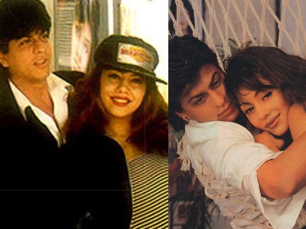 Uncommon & Unseen Photos Of Shah Rukh Khan & Gauri Khan2