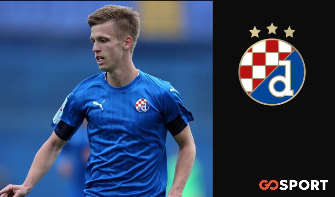 Полузащитник Даниэль Ольмо из Динамо Загреб обсуждает трансфер в Зенит
