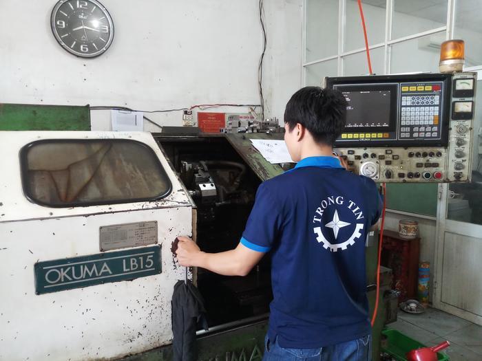Công Ty Gia Công Cơ Khí CNC