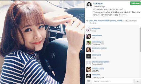 Top 5 sao Việt có lượng follow nhiều nhất trên instagram2