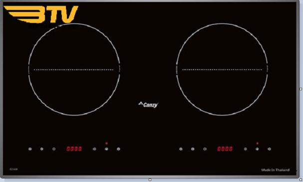 mặt kính Bếp từ Canzy CZ 65B