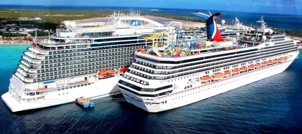Carnival CEO says cruise industry will be able to navigate through  coronavirus crisis – Press Telegram
