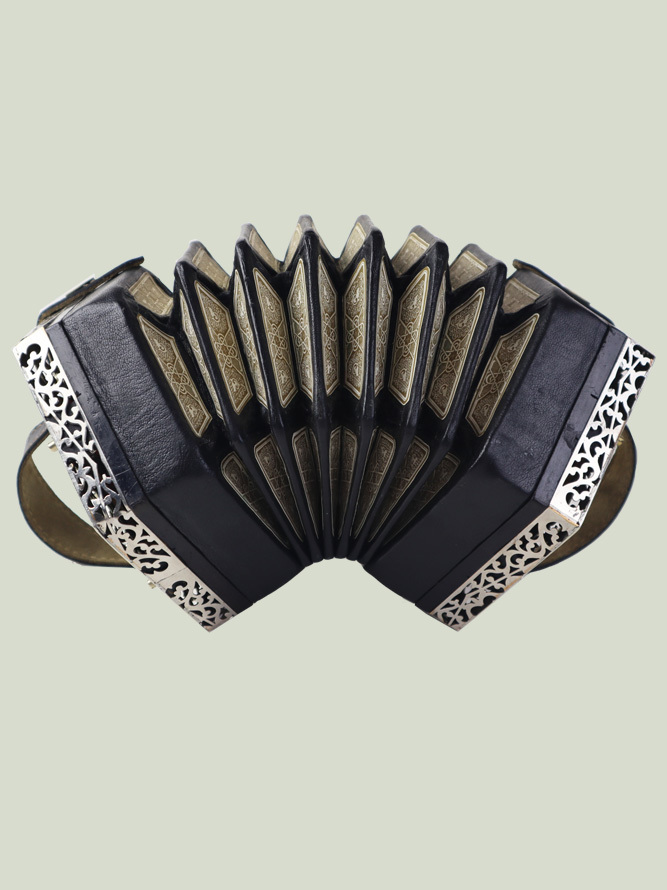 Jeffries concertina bellows
