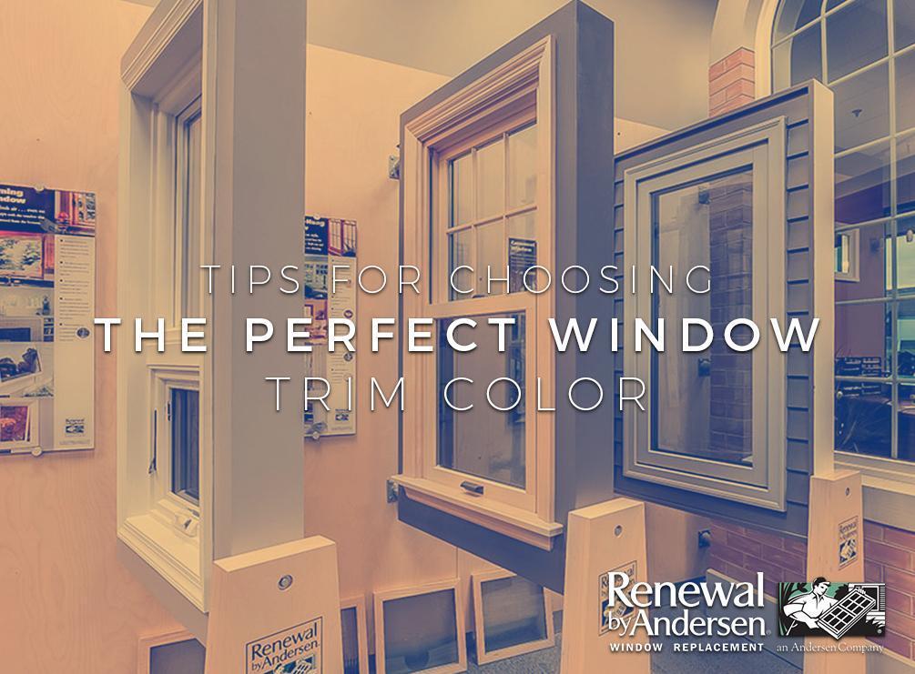 Window Trim Color
