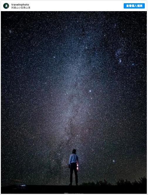 2021新春假期 到嘉義著名景點 小笠原山觀景台看夜景、星空