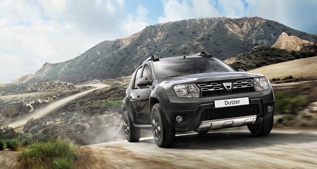 10 SUV-uri noi pe care ți le poți cumpăra cu mai puțin de 20.000 de euro - Dacia Duster