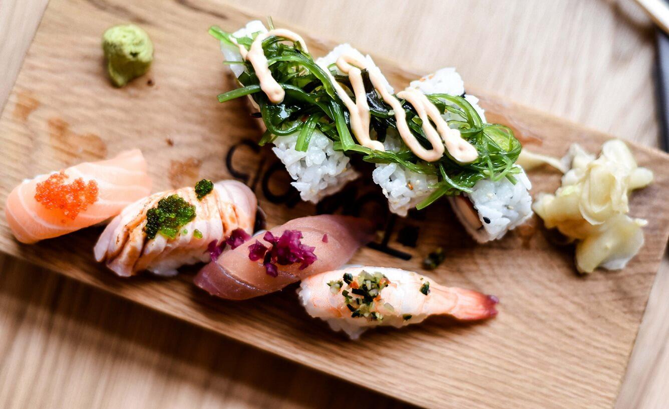 Tokyo - thiên đường của người sành ăn