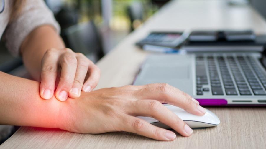 Trigger Points Including Carpal Tunnel- Your Pain Won't Be Carpal Tunnel  Syndrome.