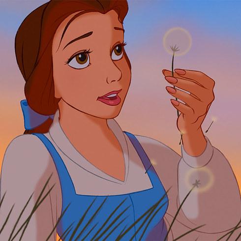 Princesas de Disney Viejas