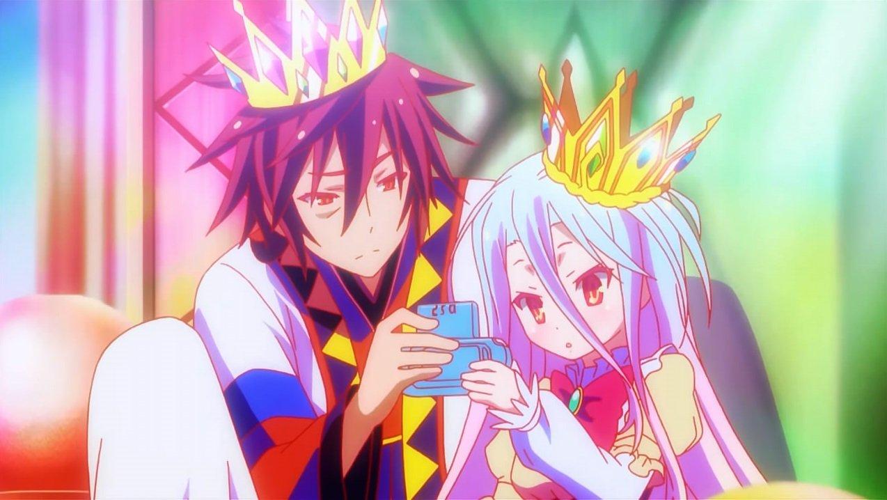7 Anime Like 'No Game No Life' | ReelRundown