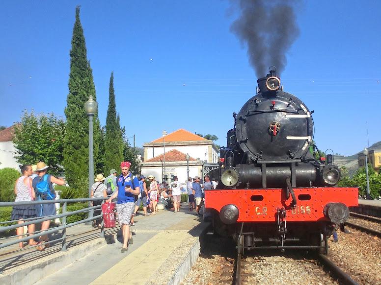 Pinhão, Linha do Douro