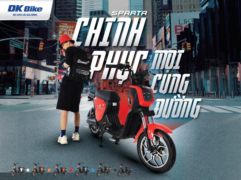 Huong dan chon xe may dien xe ga 50cc cho hoc sinh