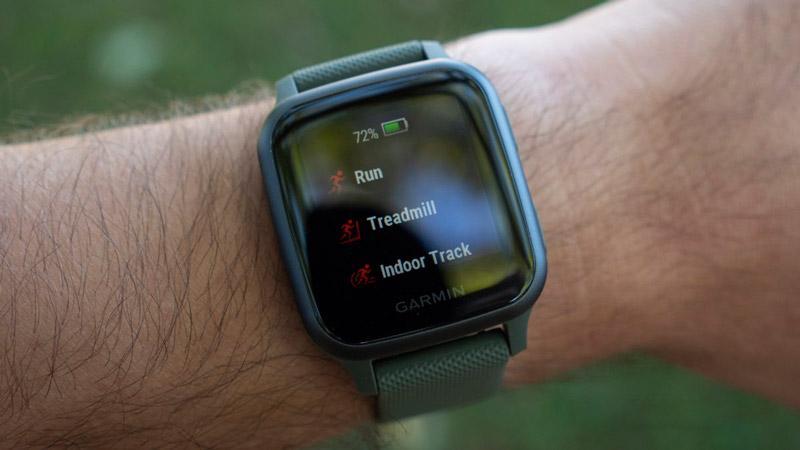 Đánh giá đồng hồ Garmin Venu SQ - đồng hồ thông minh