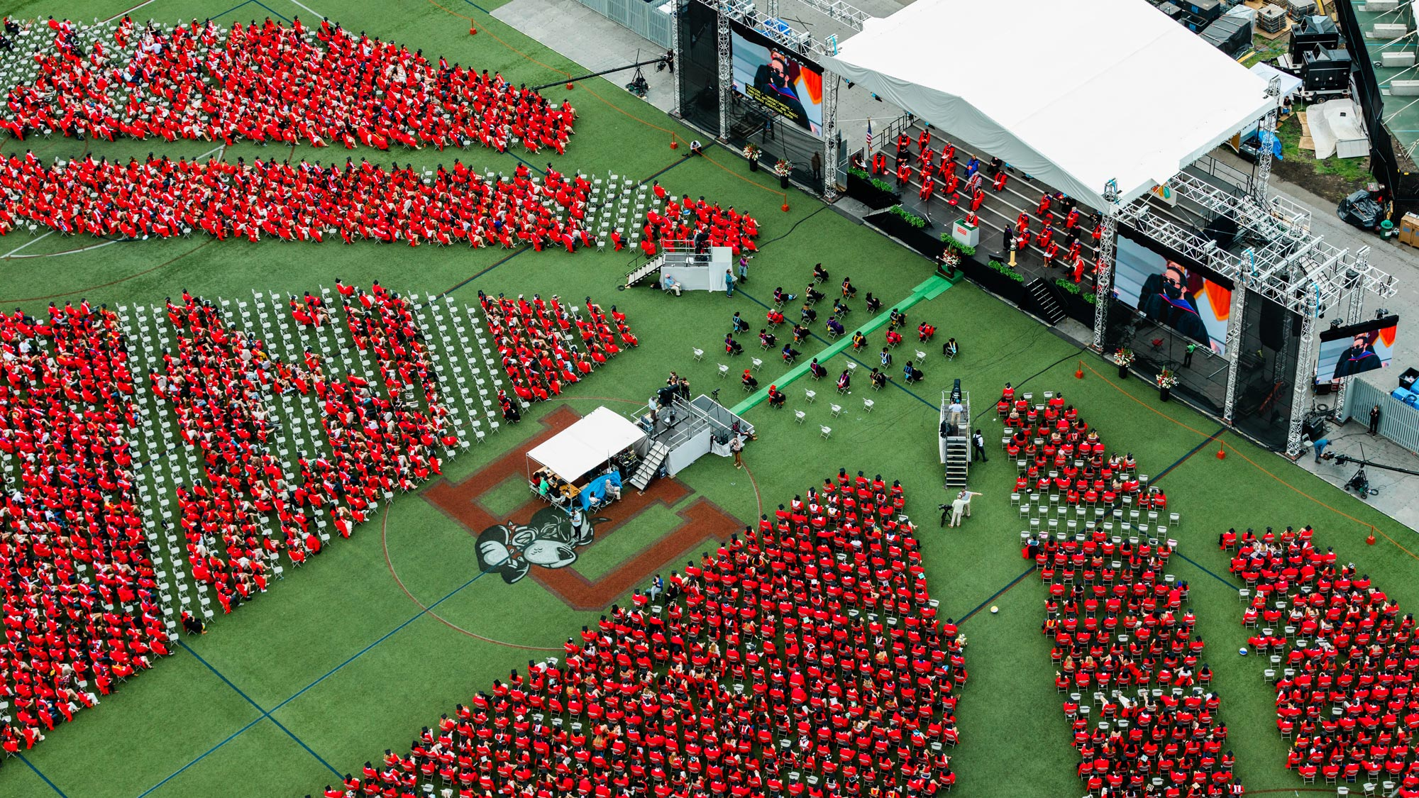 BU Commencement 2021: Over in a Flash | BU Today | Boston University
