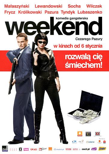 Przód ulotki filmu 'Weekend'