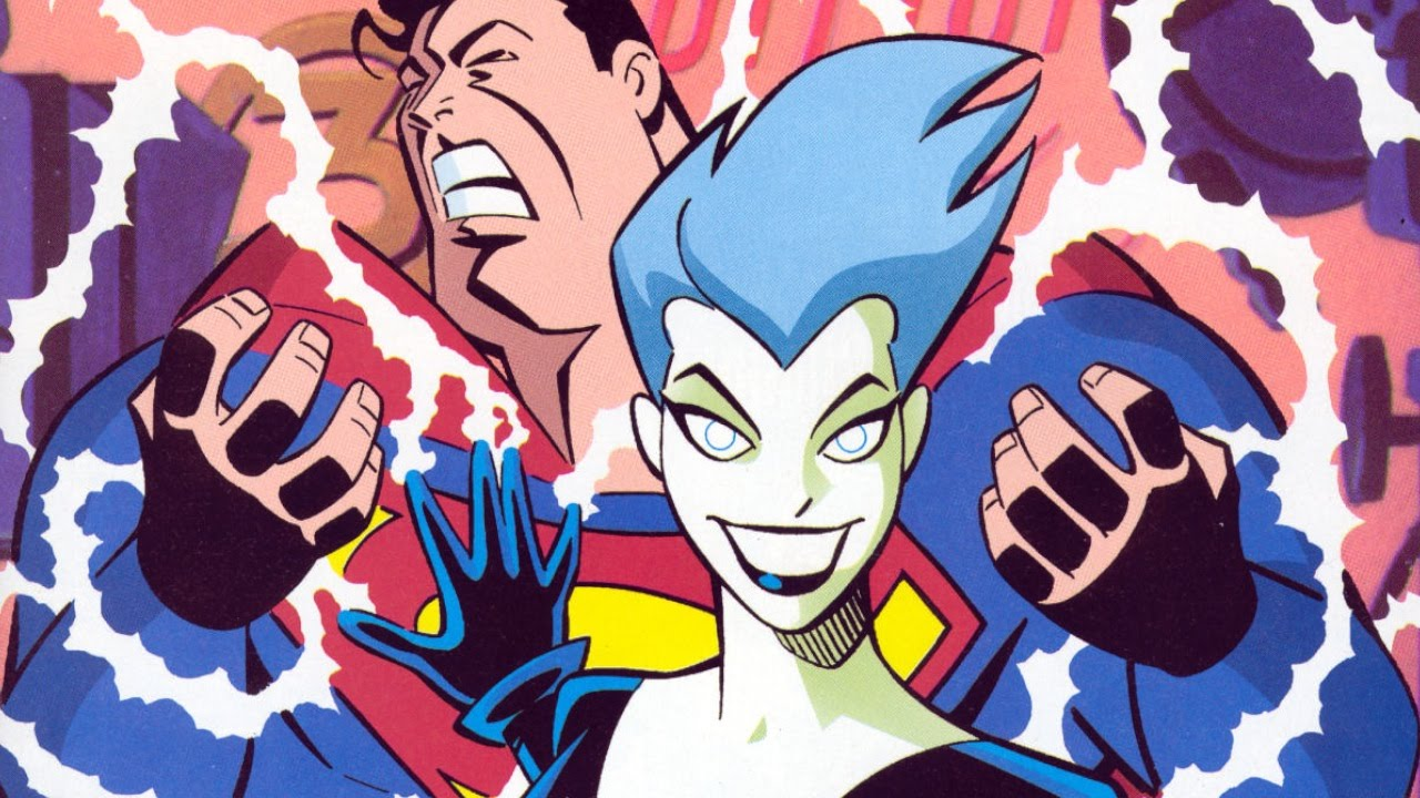 An incident had electrified Livewire's body, turning her into a DC superhero girl villain