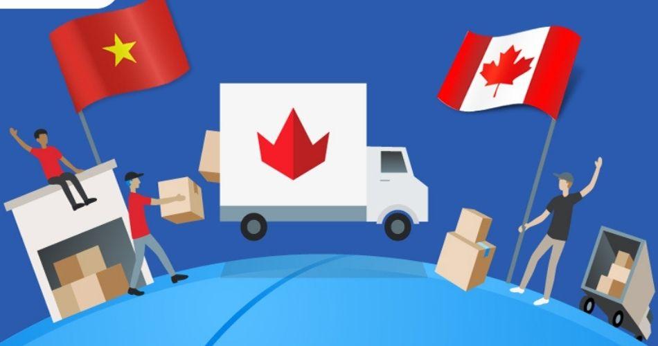 2. Quy trình gửi hàng quốc tế tại đơn vị vận chuyển PTN Express