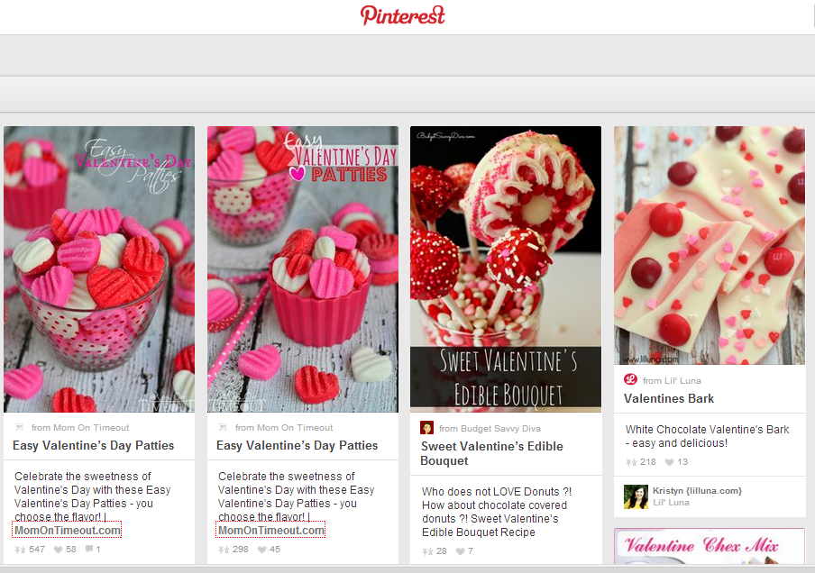 Increase your online sales this Valentine's Day with Pinterest for Business