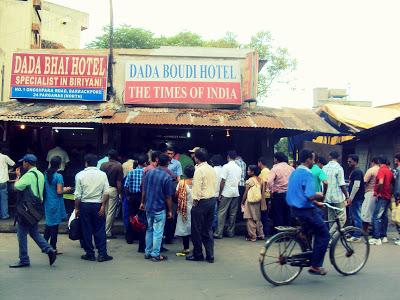 Kolkata's top 8 biriyani Restuarent