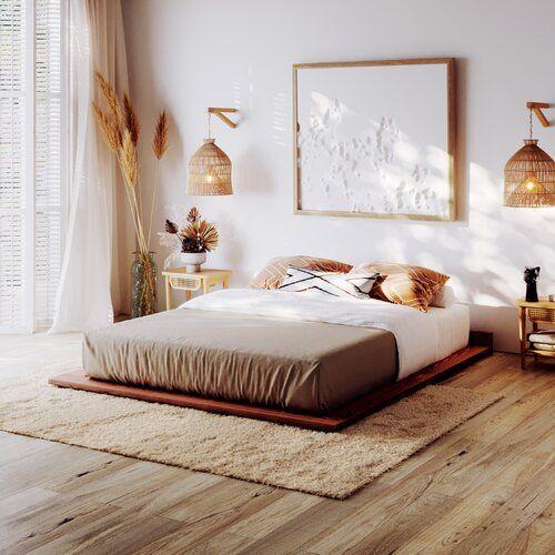 White Bedroom Basket Sconces
