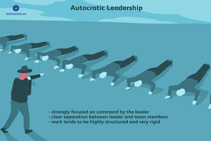 Ưu và nhược điểm của phong cách lãnh đạo độc đoán