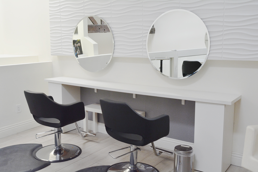 Nelson j Salon Opens Bright, Modern Airy Space in Heart of ...