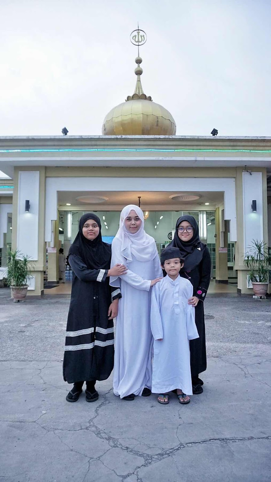 solat hajat upsr sekolah kebangsaan saujana utama 2019 - masjid An Nur - Premium Beautiful Saujana Utama