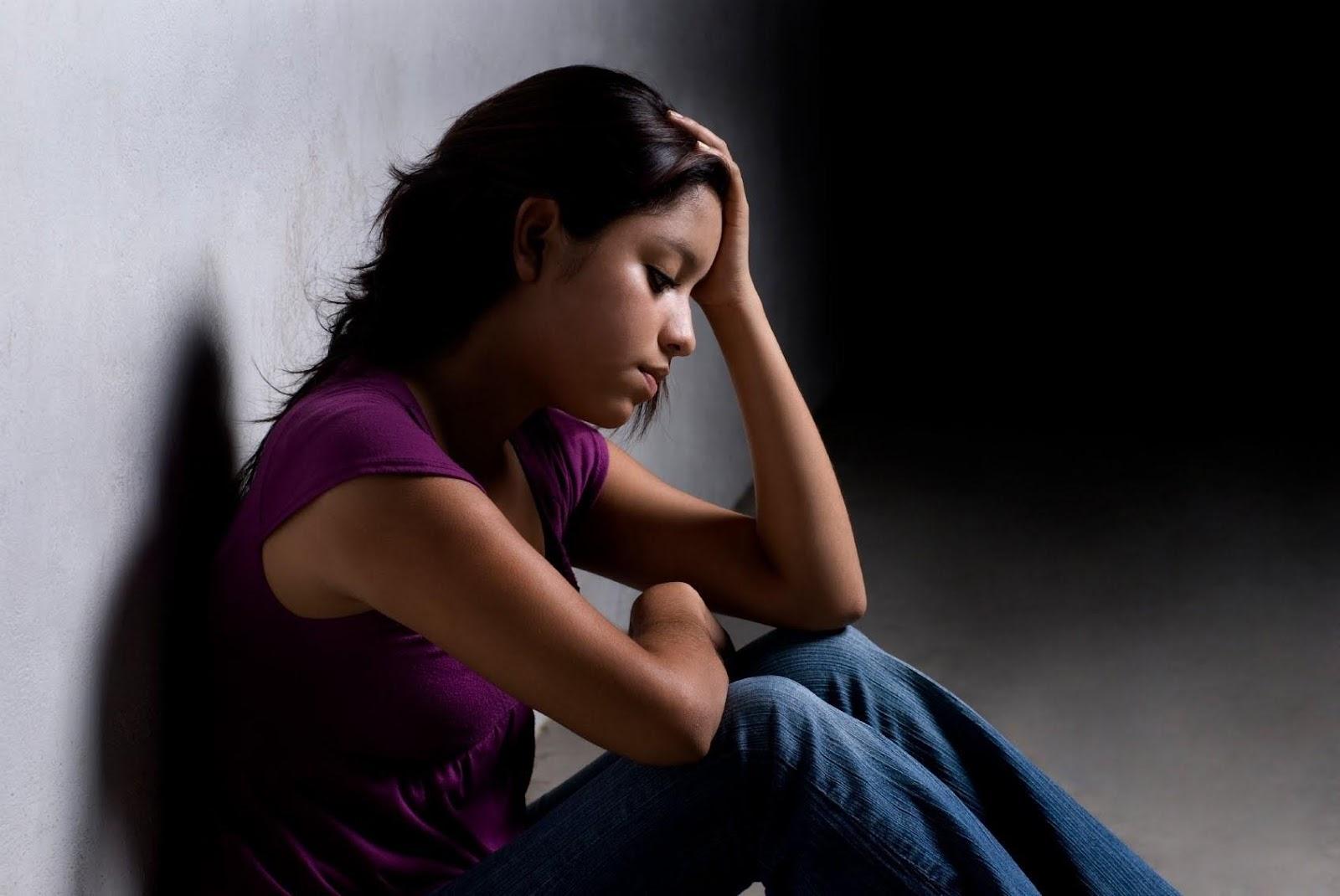 Kết quả hình ảnh cho bệnh trầm cảm ở phụ nữ