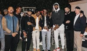 LeBron James Hosts Drake, Michael B. Jordan and More at Lobos 1707 Tequila  Party