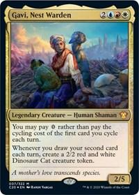 Gavi, Nest Warden, Magic, Commander 2020