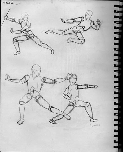 Gestures - Martial Arts