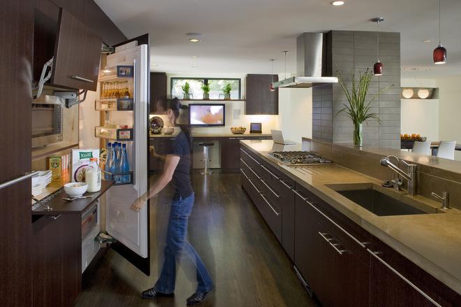 Современный Кухня by Camber Construction