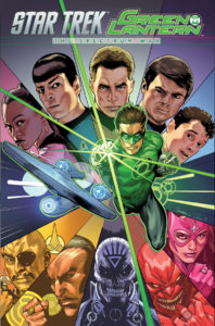 Star Trek/Green Lantern - The Spectrum Wars