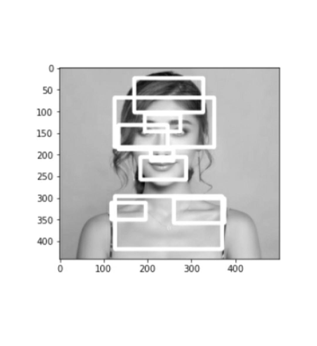 smile detecting